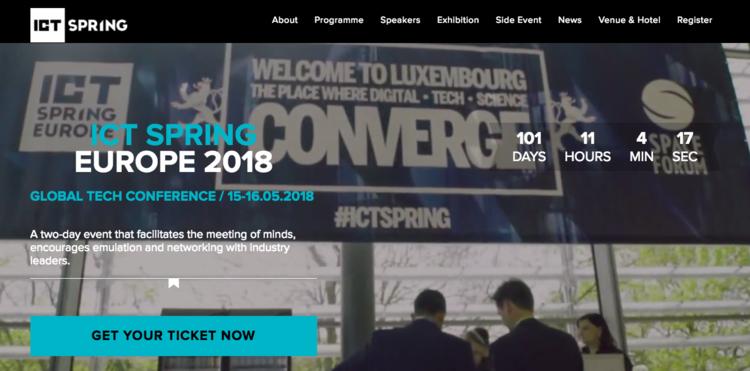 ICTスプリング・ヨーロッパ