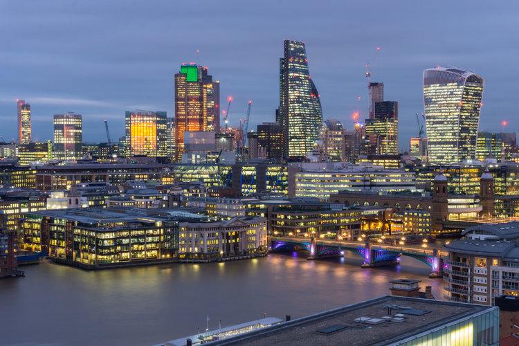 ロンドンのスタートアップ
