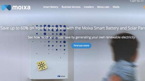 モイクサ・エネルギー・ホールディングズ/Moixa Energy Holdings