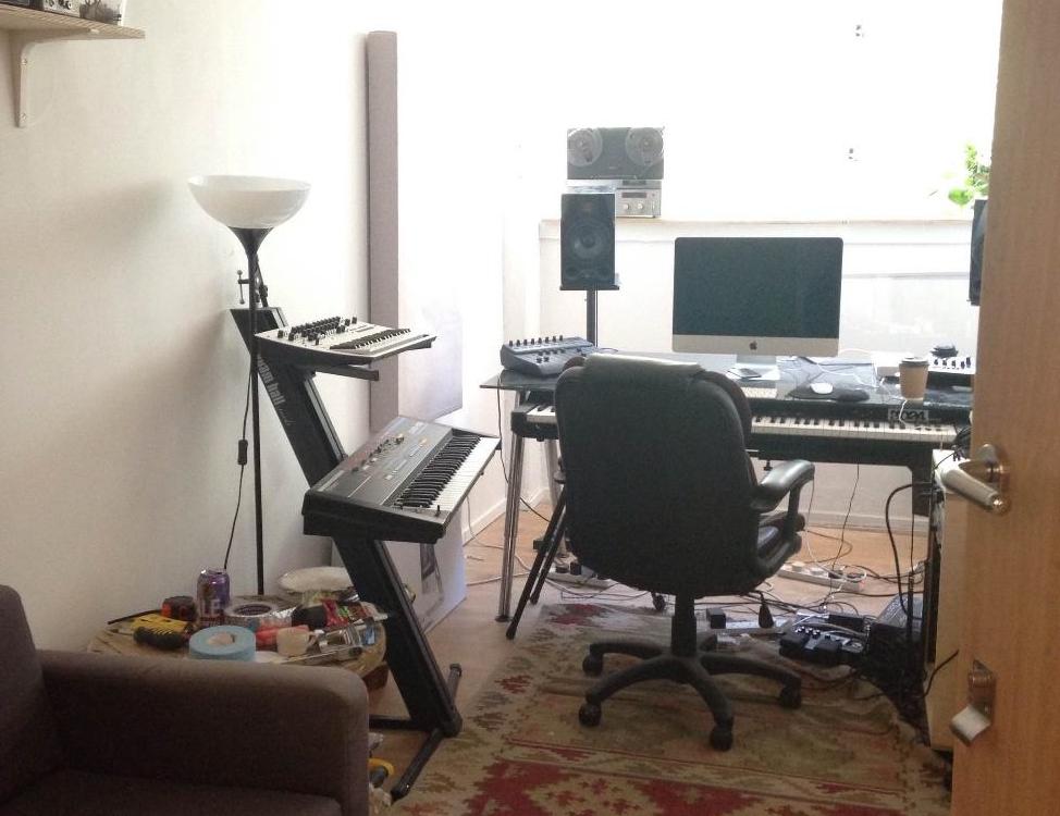 Peckham Levelsのスタジオ