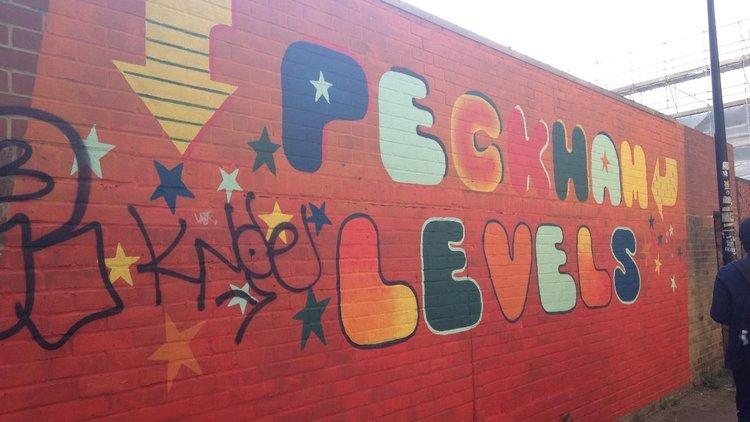 ペッカム・レベルズ Peckham Levels