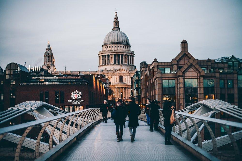 ロンドン視察ツアー
