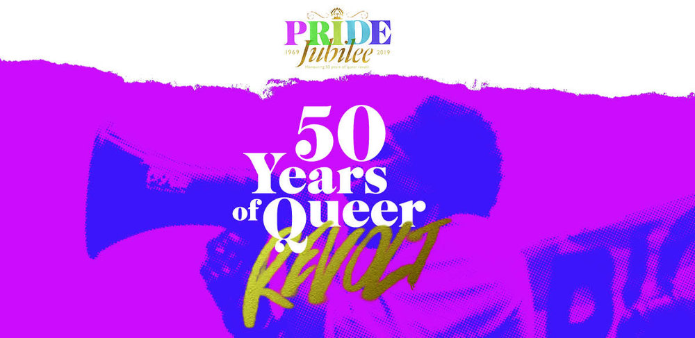 Afterparty 50 Years Queer London