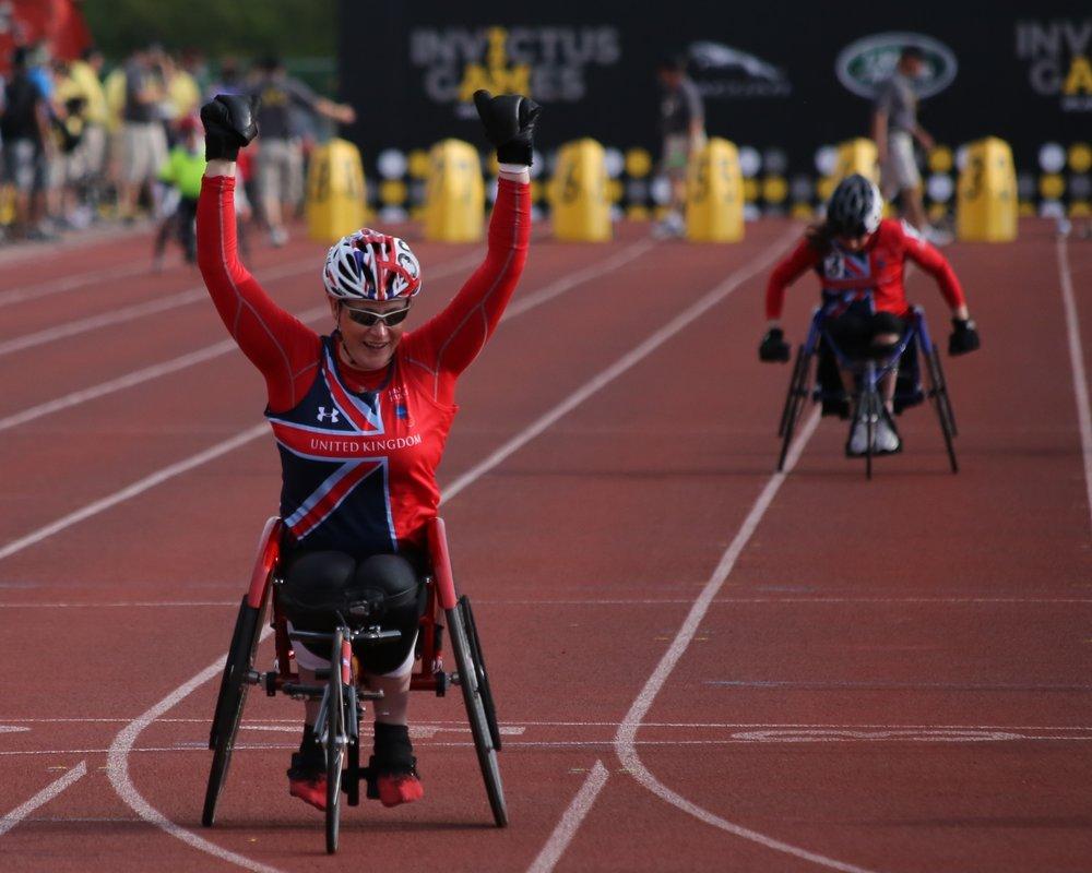 ロンドン2012のパラリンピック