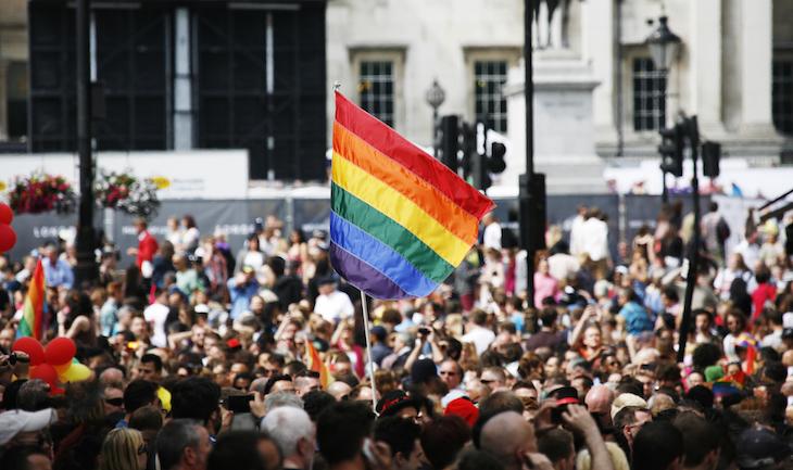 ロンドンプライドパレード