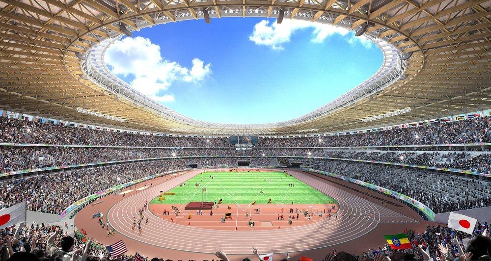 東京2020とロンドン2012