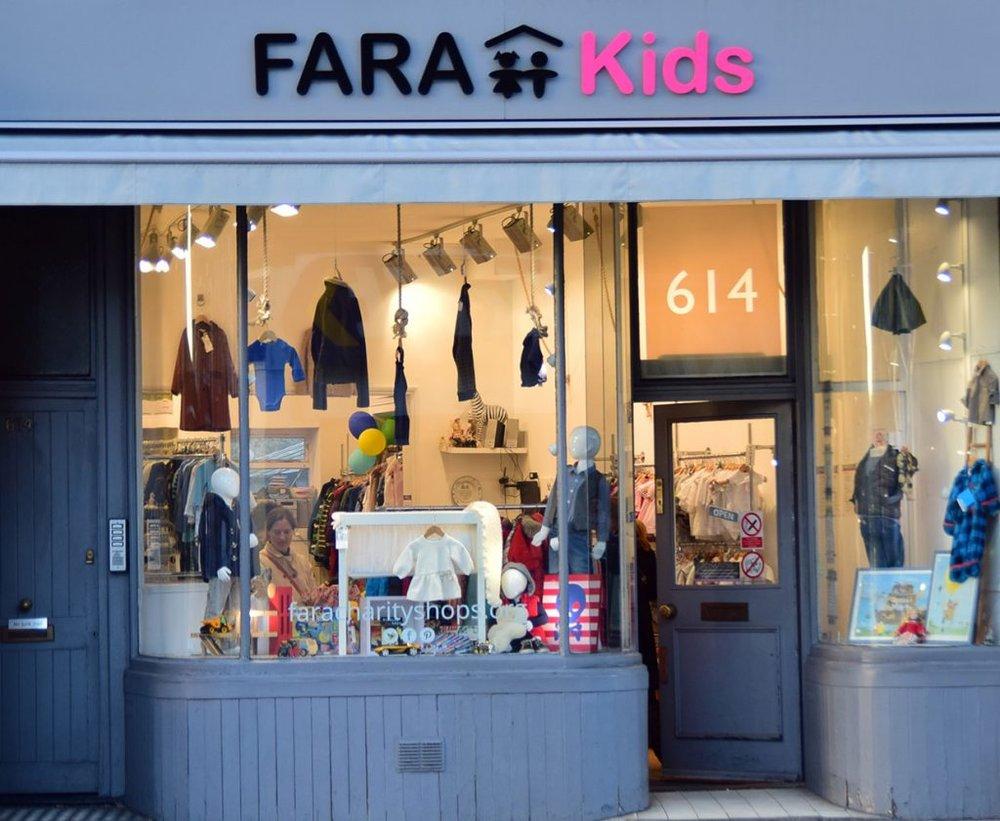 プレラブド  Fara Kids