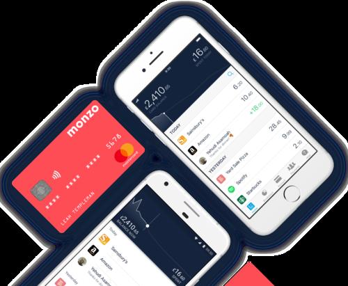 イギリスのデジタル銀行アプリ