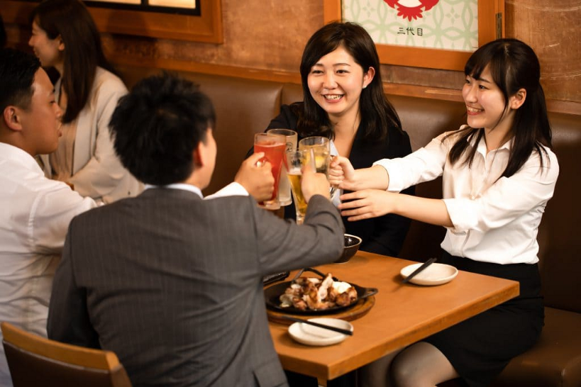 Japanese matchmaking party