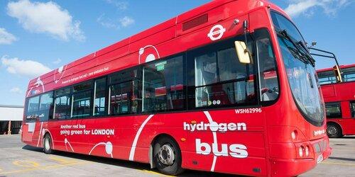 ロンドンの公共バス
