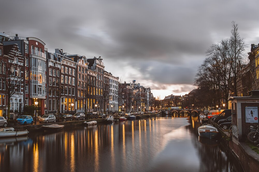 expansion to Amsterdam