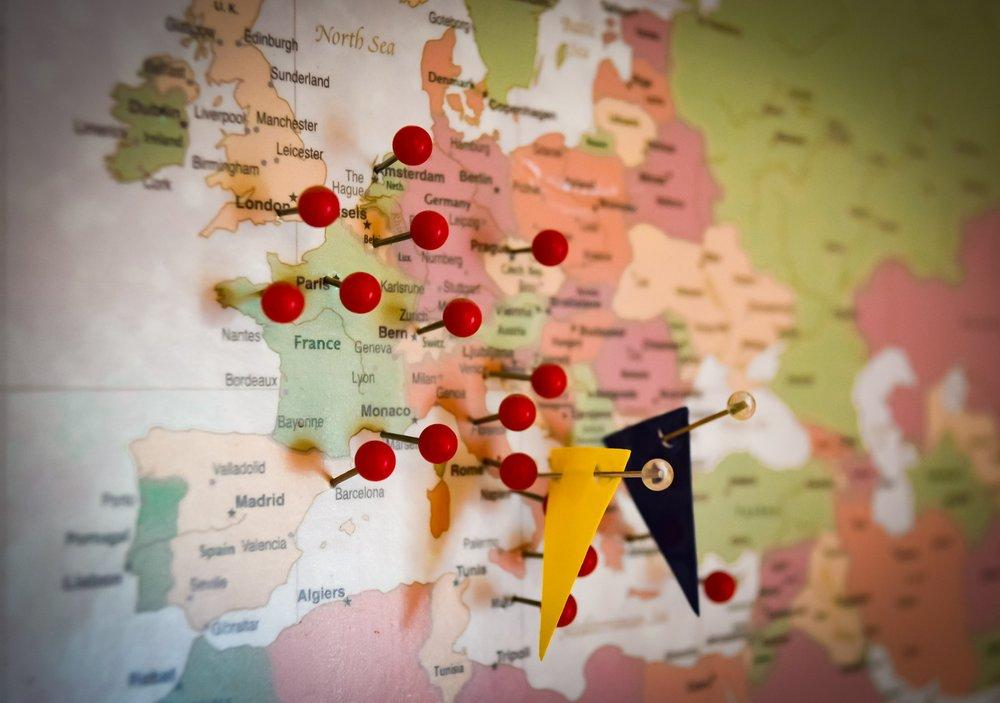 ヨーロッパの5G傾向