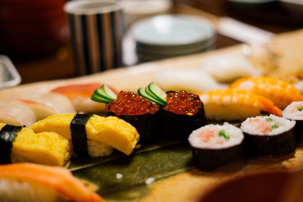 イギリスの日本食ブーム