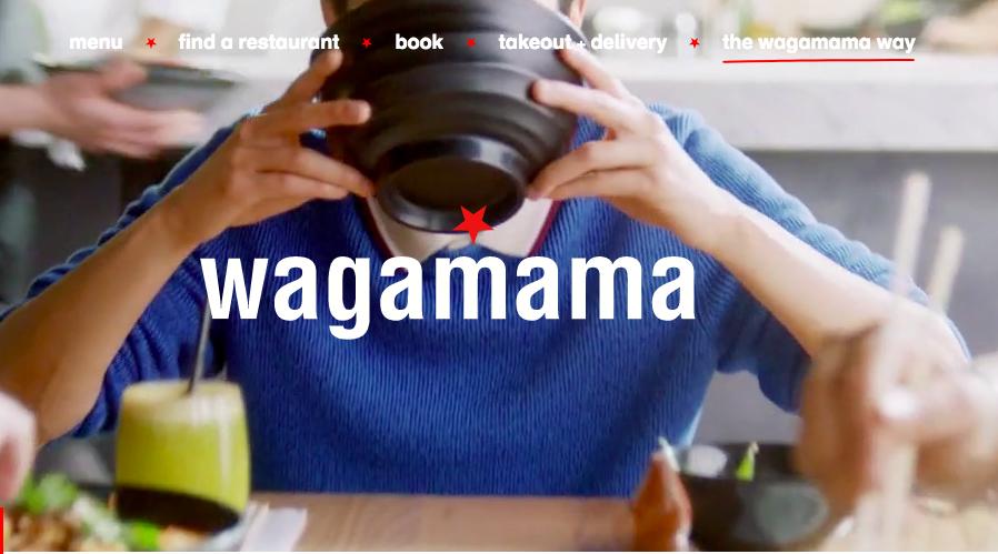 海外日本食ブーム Wagamama
