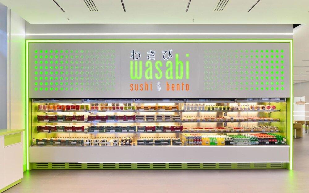 Wasabi 日本食