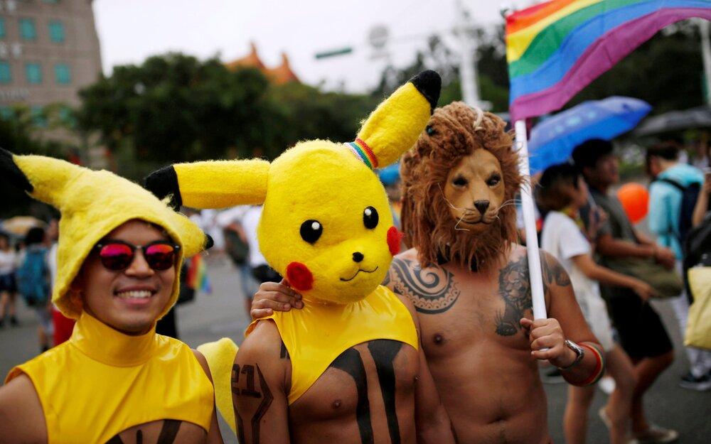 Pokemon Symbol LGBTQ
