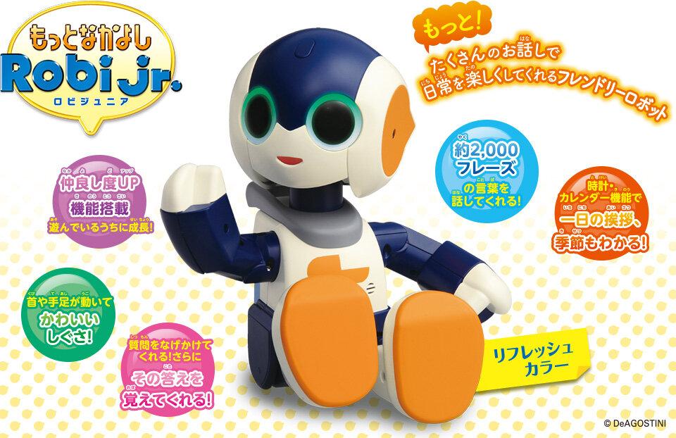 Robi-Jr Robot