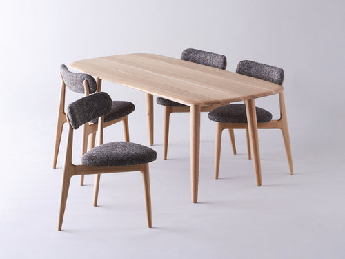 Sebastian Conran Gifu Collection Design Table and Chairs