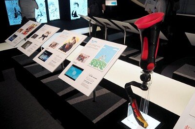 Paralympic Exhibition in Japan