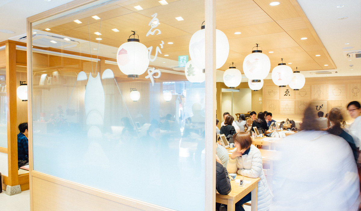 Digital Solutions in Japan Ebiya Restaurant AI Solution