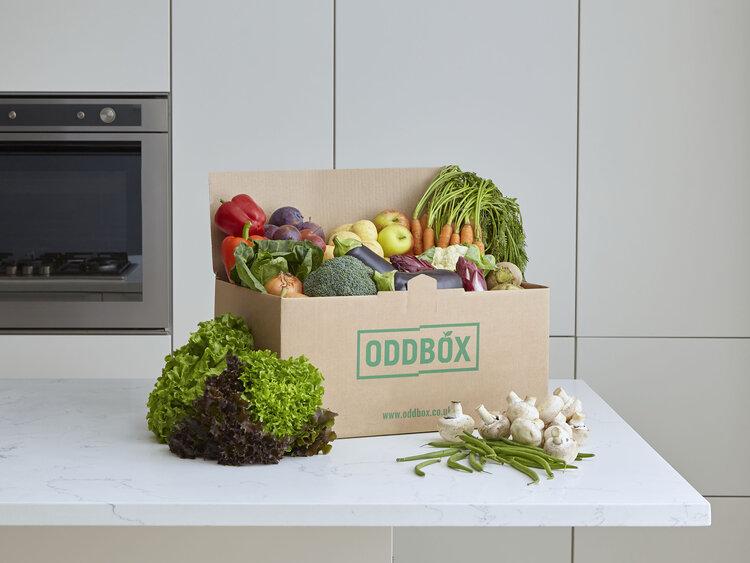 注目すべきスタートアップ オッドボックス/Oddbox