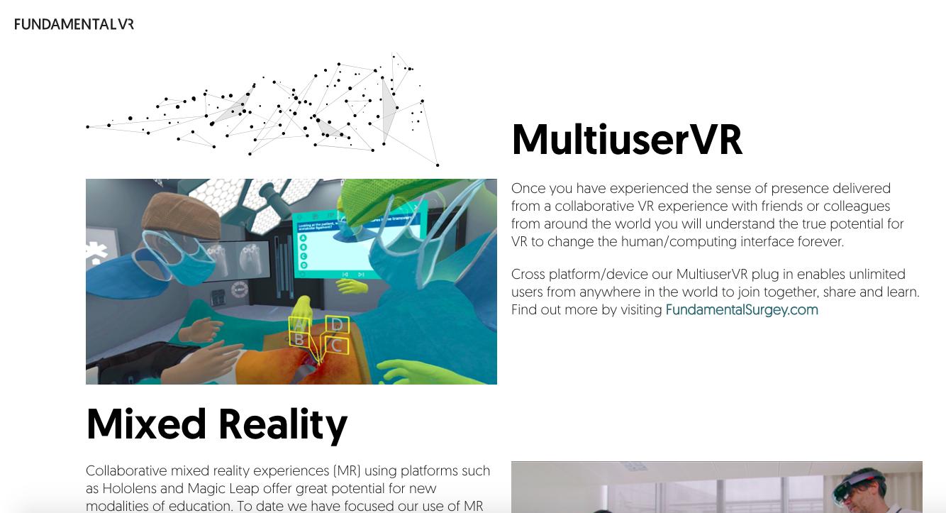 ファンダメンタル・VR/FundamentalVR