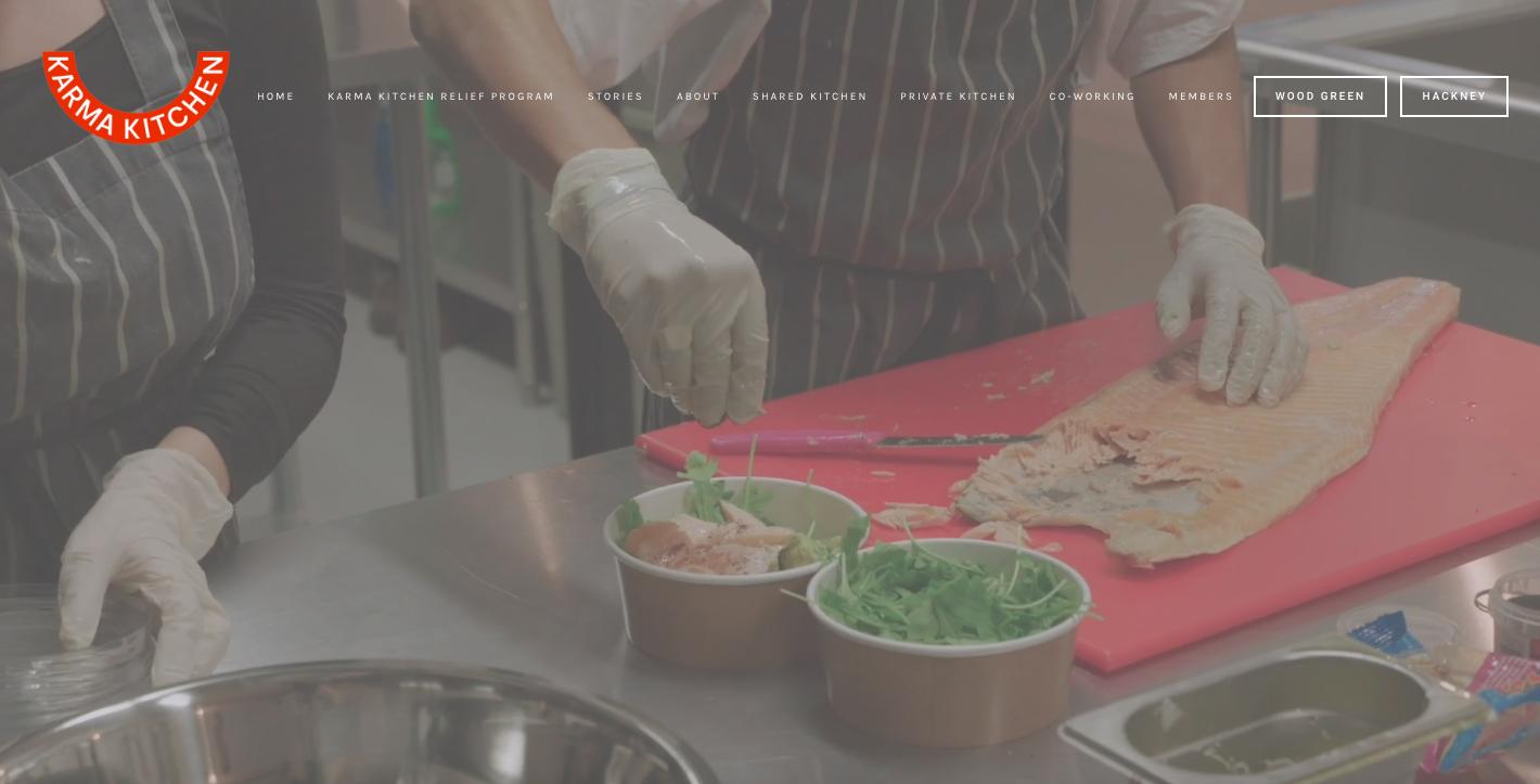 注目すべきスタートアップ カルマ・キッチン/Karma Kitchen