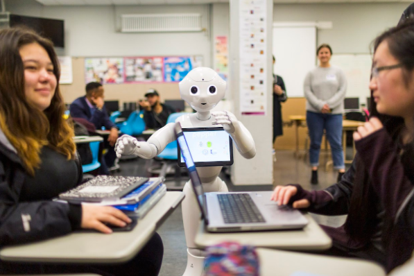 Japan Education System Nao by Softbank