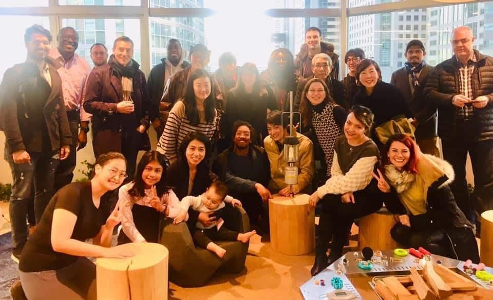The Global Summit Tokyo Team