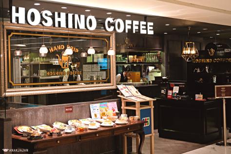 Hoshino Coffee Japan