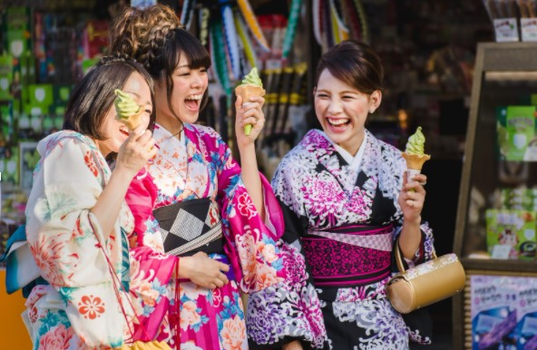 Japan's Ice Cream Market