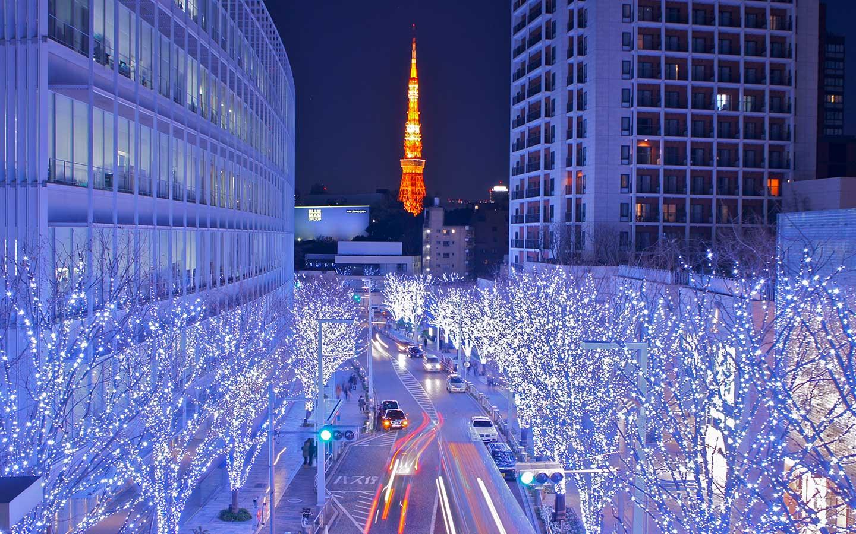 Christmas in Japan 2020