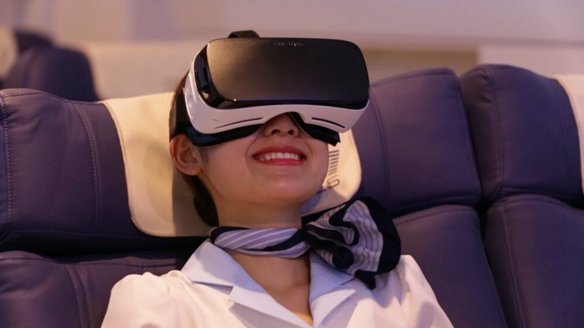 First Airlines virtual travel service in Japan