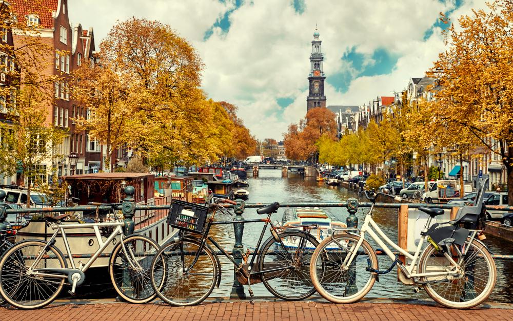オランダで生活