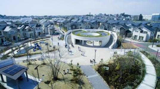 Panasonic Fujisawa Smart City Japan