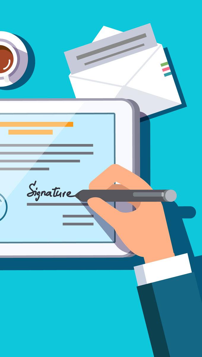 Japan Localization and Translation for Digital Signing