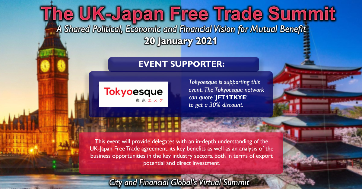 UK-Japan Free Trade Summit