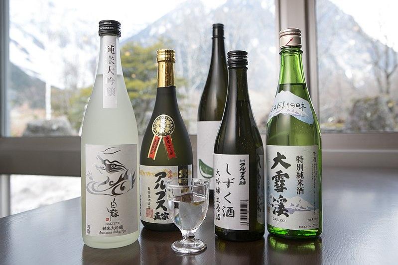 Japan's Sake Market
